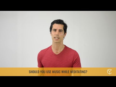 Should You Use Music While You're Meditating?