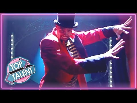 Best CIRCUS ACTS EVER On Got Talent! | Top Talent