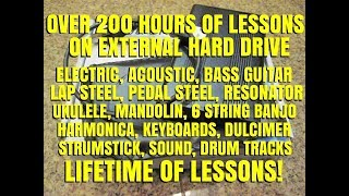 Groovy Music Lessons Hard Drive