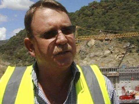 De Hoop dam achieves concrete placement record