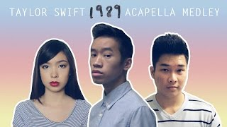 TAYLOR SWIFT 1989 - Acapella Medley