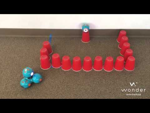 Official 2015 - Hour Of Code Dash & Dot Challenge!