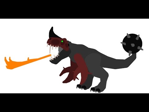 a new friend for venenosuchus...... (read desc)