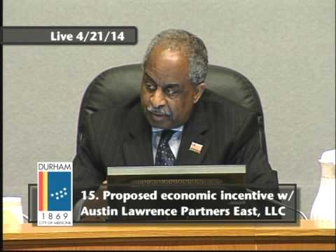 Durham City Council Meeting April 21 2014 Youtube
