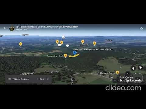 Land For Sale 384 Hosner Mountain Rd, Stormville, NY 12582 Dutchess County