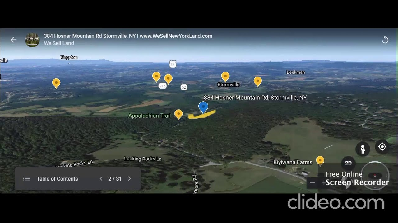 384 Hosner Mountain Rd, Hopewell Junction, NY - Cheap Land For Sale New York