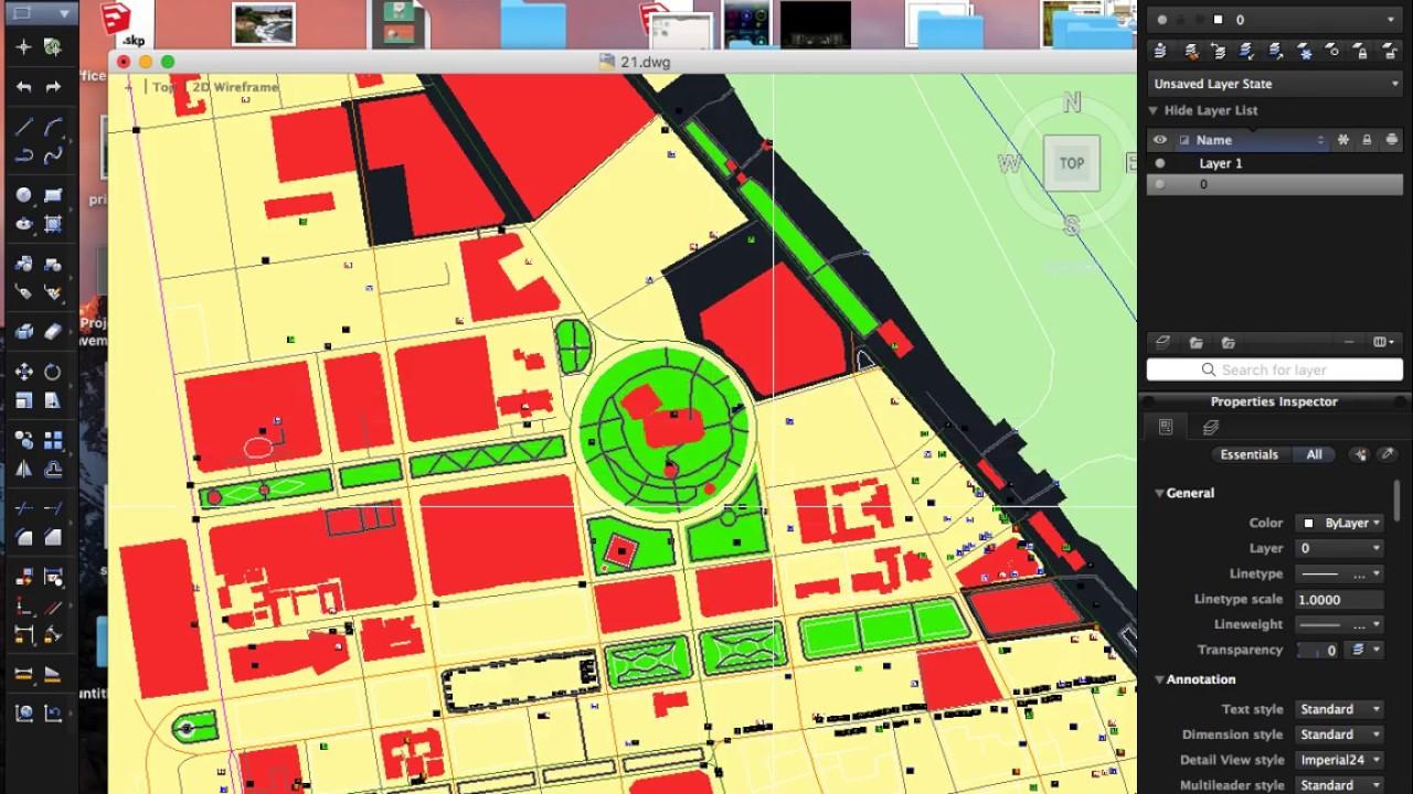 how to Export googlemap sreet roud to Autocad drowing (osm to dwg) part 1