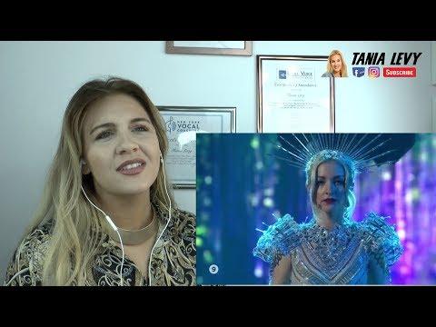 Vocal Coach |Reaction Kate Miller-Heidke - Zero Gravity - Australia 🇦🇺- Eurovision 2019