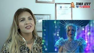 Vocal Coach |Reaction Kate Miller-Heidke - Zero Gravity - Australia 🇦🇺  - Eurovision 2019