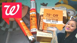 💄Haul: $10 worth of Makeup  | Clearance  | Review| mommy on a Budget