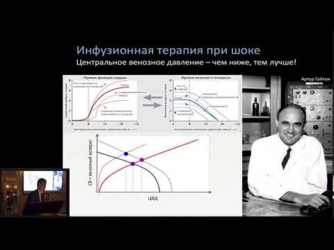 Патогенез и фазовое ведение шока – новые горизонты инфузионной терапии  Кузьков В В
