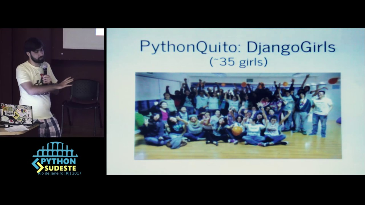 Image from Keynote: Álvaro