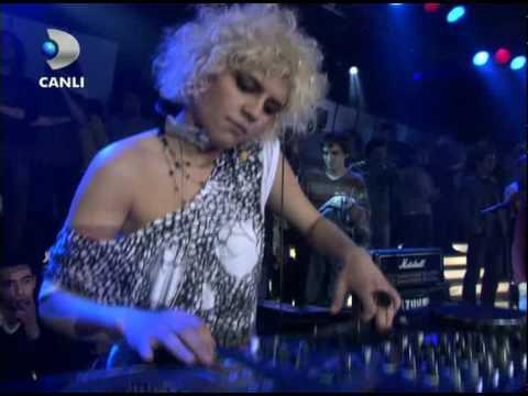 DJ Ece Toprak  -Disko Kralı performans 20.02.2010