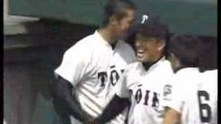 2007年第79回選抜 中田翔2打席連続HR@佐野日大戦 thumbnail