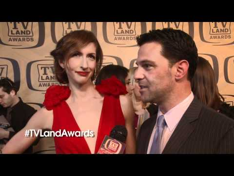 2012 TV Land Awards: The Exes' David Alan Basche