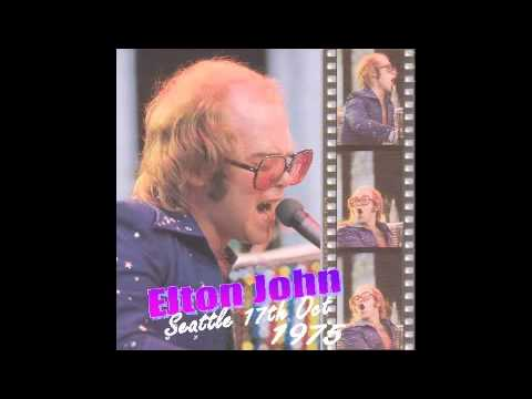 27. We All Fall In Love Sometimes/Curtains (Elton John-Live In Seattle: 10/17/1975)
