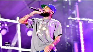 How rapper Nipsey Hussle gave back to the community that raised him