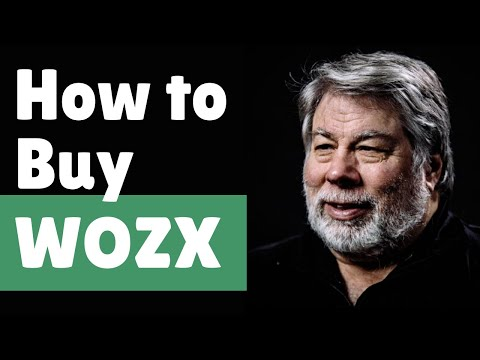 How To Buy WOZX (Efforce) if you already have an Exchange - Wozniak's Cryptocurrency