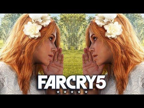 FAR CRY 5 DRUGGED SCENE! Gameplay Walkthrough Part 5 - FAITH + JACOB! PS4 PRO!
