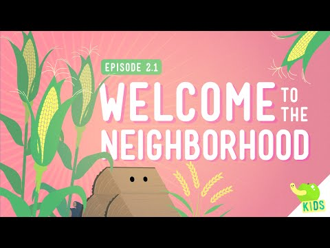 Resources: Welcome to the Neighborhood - Crash Course Kids #2.1