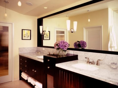 Best Pics of Modern Bathroom Vanity with Mirror and Lights