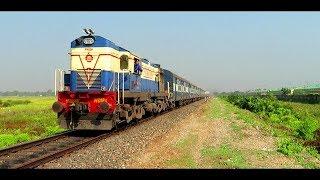 Best ever acknowledgment by LOCO PILOT | Malda ALCo WDM3A with Dekargaon - Kamakhya Intercity thumbnail