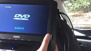 Laser Portable DVD Player 9