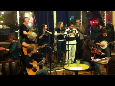 Center for Irish Music's adult ensembles perform at Ginkgo