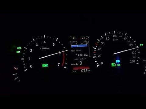 Lexus Rx 450h 313 hp 2016 acceleration 0 200
