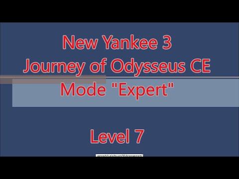 New Yankee 8 - Journey of Odysseus CE Level 7  