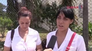 Jóvenes Cubanos opinan sobre las becas World Learning
