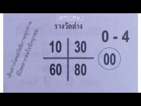 เลขเด็ด พ.นครนายก งวด 1 มีนาคม 2559 (ผลงานดีเข้าทุกงวด)
