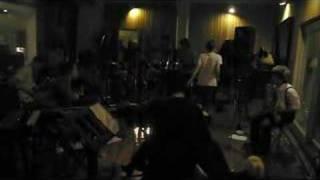 mit nye band recording in sweet silence studio copenhagen