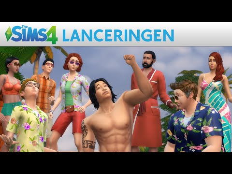 The Sims 4: Officiel lanceringstrailer