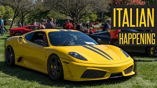 Is the Italian Happening the most slept on car event in Michigan? Absolutely.