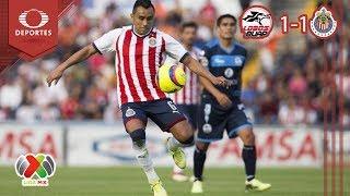 Resumen Lobos BUAP 1 - 1 Guadalajara | Apertura 2018 - J13 | Televisa Deportes