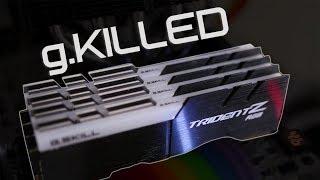 MURDERED RGB RAM - HOW TO REVIVE G.SKILL TRIDENT Z RGB