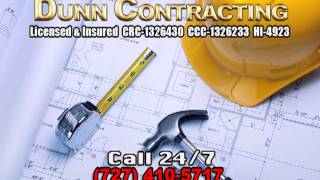 Dunn Contracting Building
