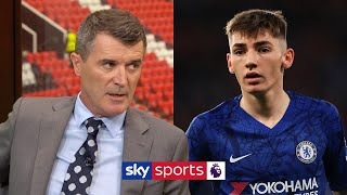 """He looked like a world class player"" 