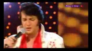"Shawn Klush cantando Suspicious Mind na BBC no concurso ""Worlds Greatest Elvis"""