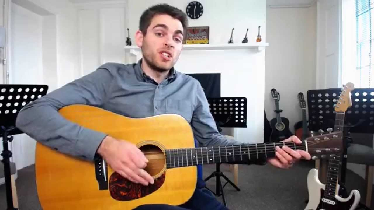 G4 Guitar Junior Level One Chords Youtube