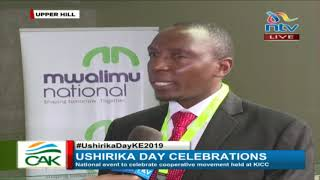 Mwalimu national SACCO to be commissioned by President Kenyatta || Ushirika Day Celebrations