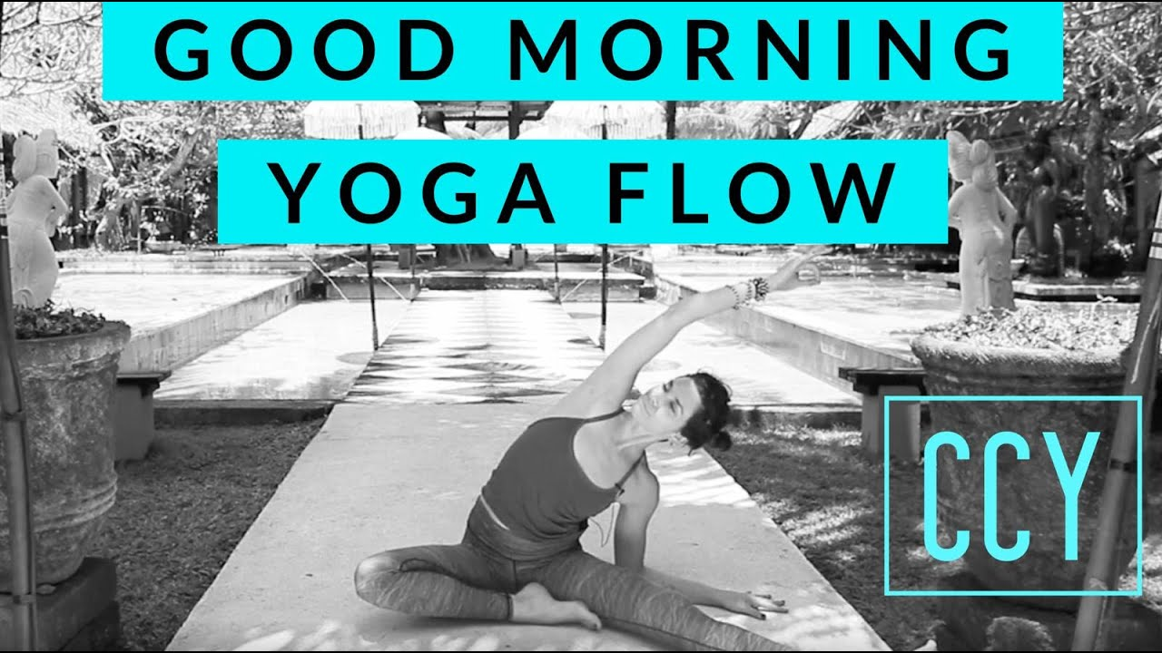 Morning Yoga Flow with Cole Chance