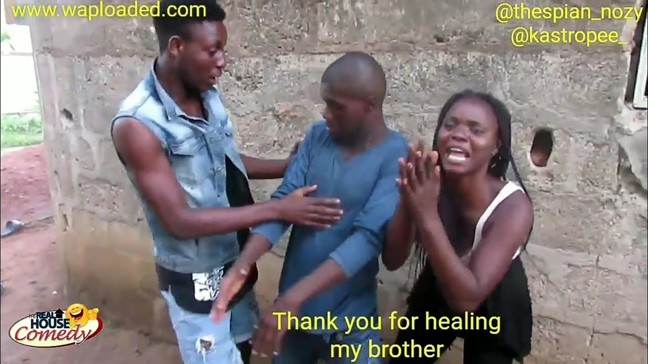 Download The Spiritual Gamblers (Real house of comedy) (Nigerian comedy) (Eazyloaded TV)