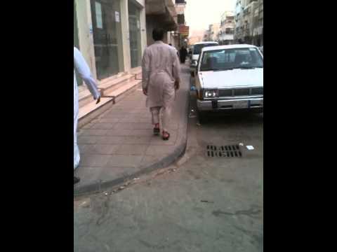 Walking in Riyadh 1