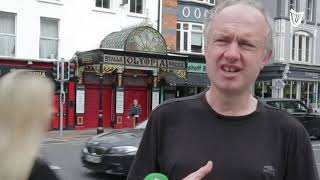 Irish public react to Olympia Theatre name change