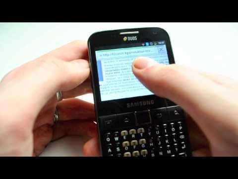 Ревю на Samsung Galaxy Y Duos & Galaxy Y Pro