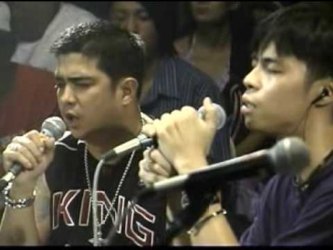 Francis Magalona with Parokya ni Edgar - 3 Stars and a Sun