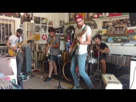 Sorrytown LIVE at Eyeconik Records & Apparel Justin Las Cruces
