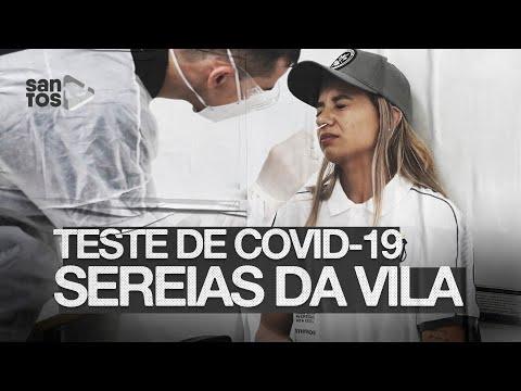 #SEREIASDAVILA RETORNAM E FAZEM TESTES DE COVID-19